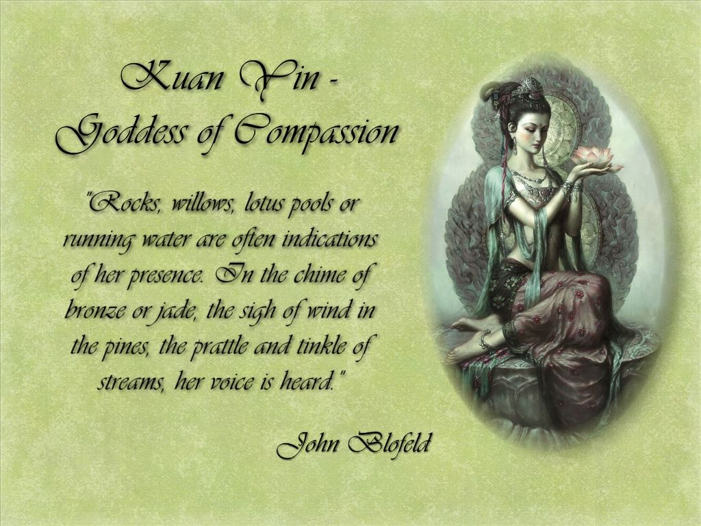 Image result for kwan yin healing pics