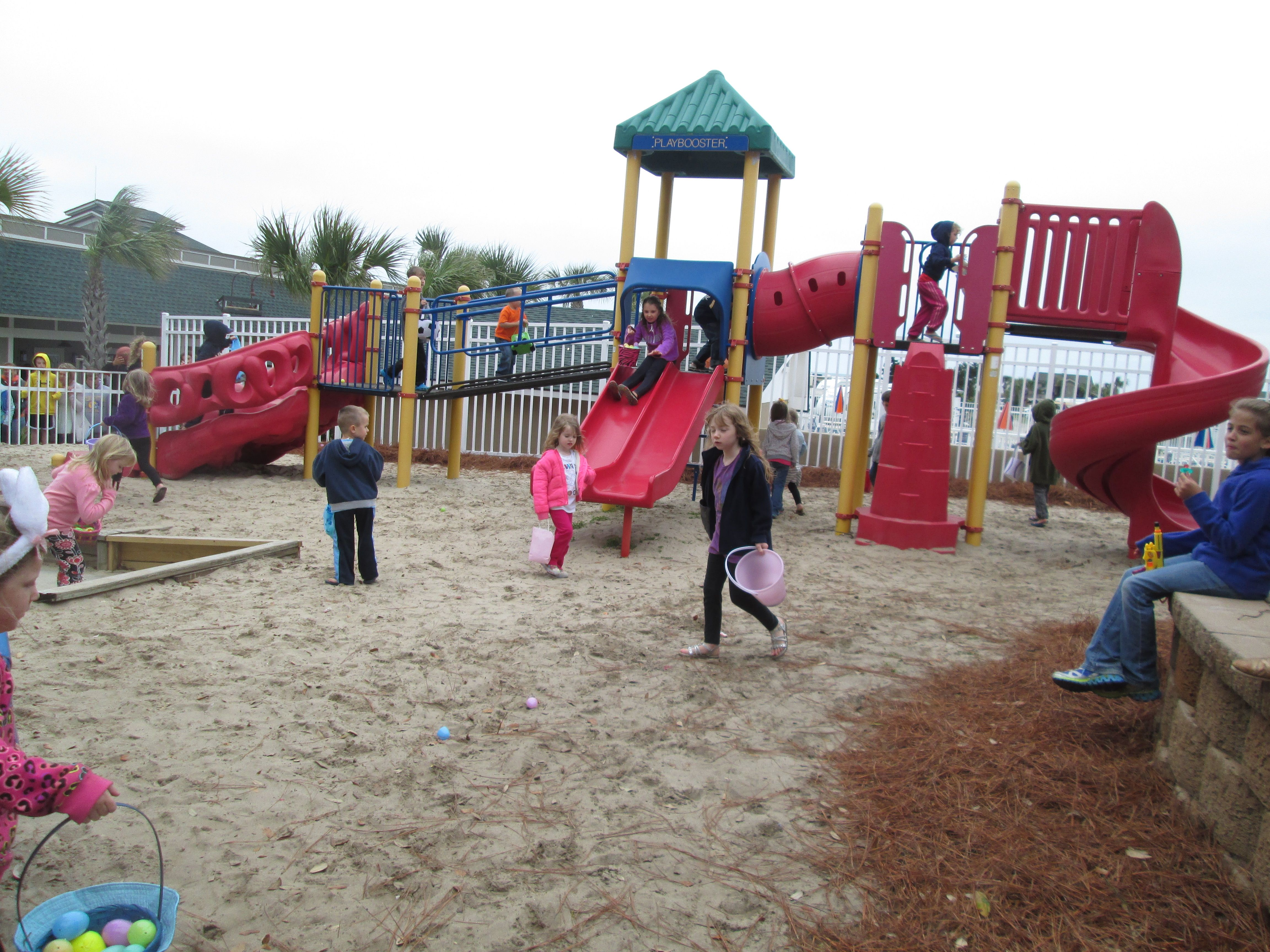 Easter Egg Hunt At The Myrtle Beach Travel Park Myrtle Beach Travel Myrtle Beach Easter Egg Hunt