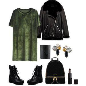 street style #037: velvet dress