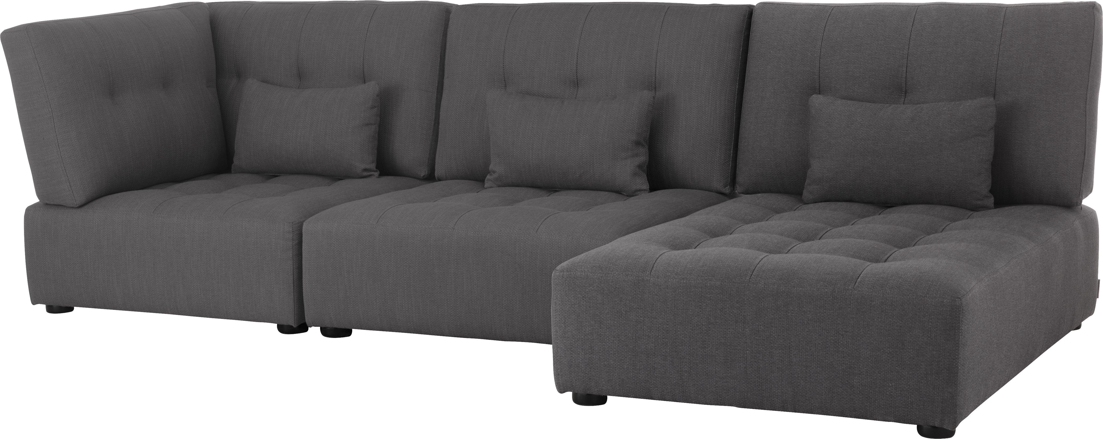 Reiko Modulsoffa Seat Corner Left Dark Grey 903091 5 500kr Single Seat Dark Grey 903079 4 500kr Schaslong Dark Grey 903085 5 500kr Hem Inredning Schaslong