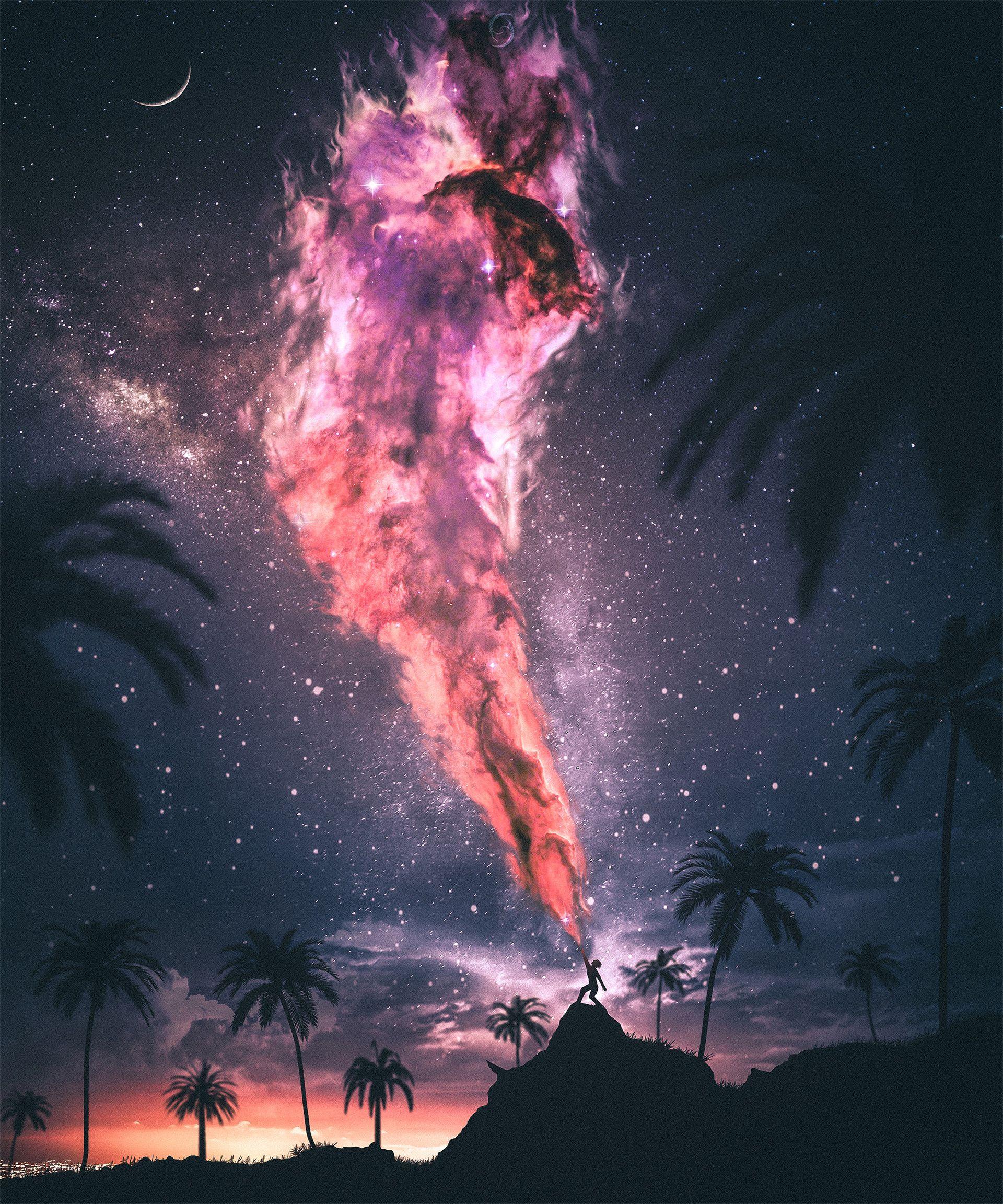 Nebula Benders, Aaron Soletare