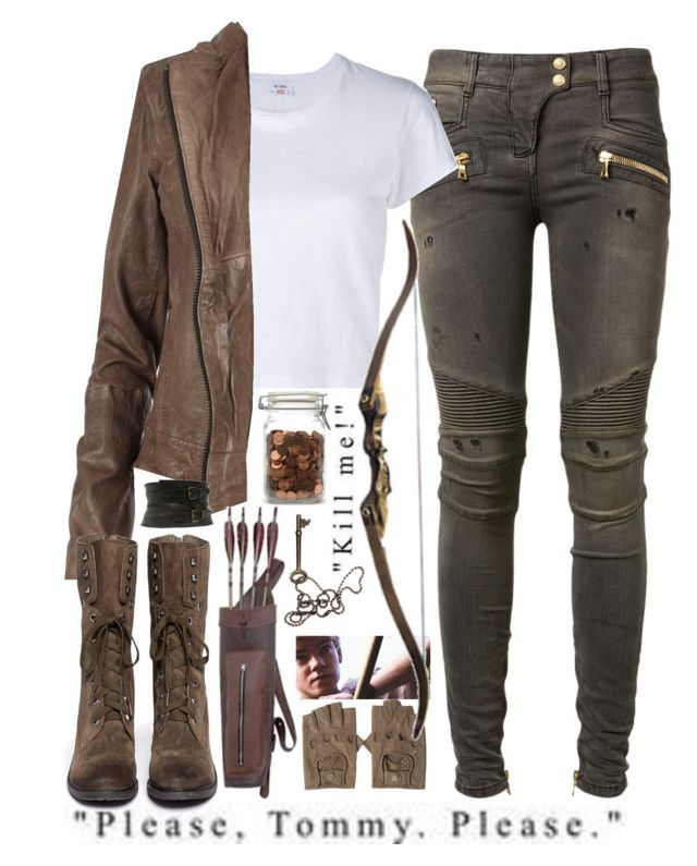 fabulous maze runner outfit polyvore 10