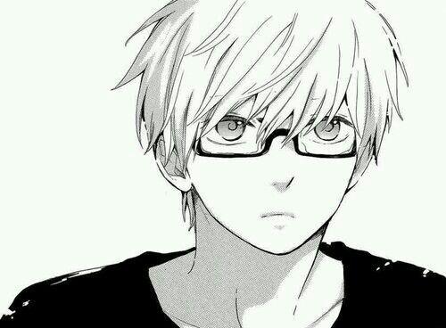 Anime Boy Drawing Anime Drawings Boy Manga Boy Anime Guys With Glasses