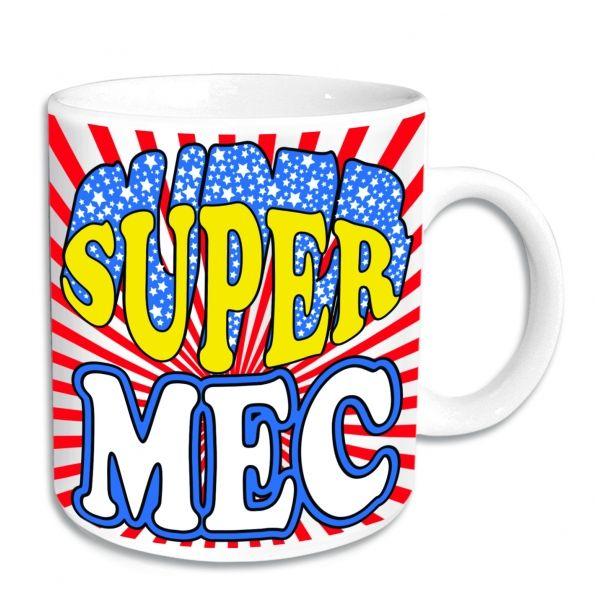 Mug Super Mec
