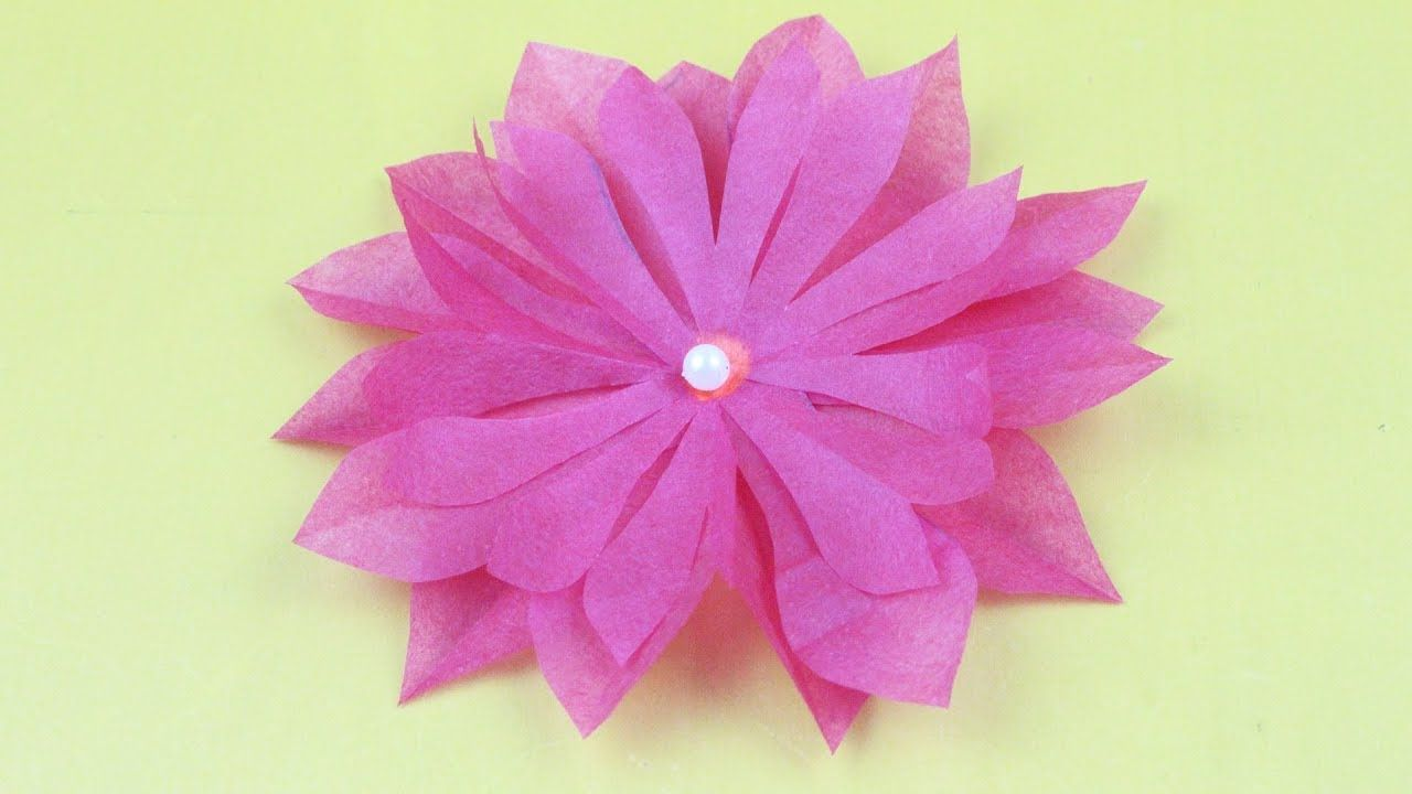 Origami Flower Of Origami Poinsettia Easy Origami Poinsettia