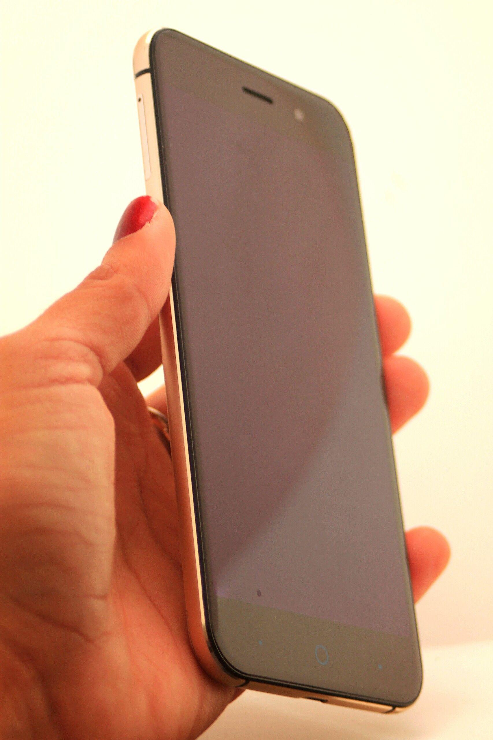 zte blade v6 funda iphone