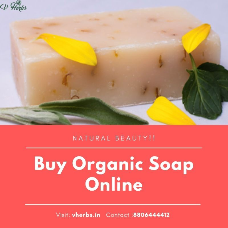 Buy organic soap online from our online store  We are one of