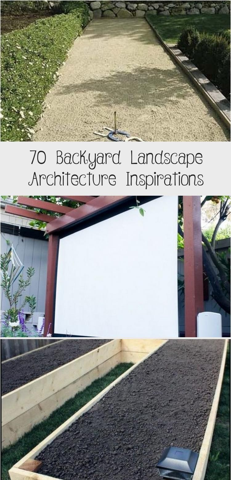 70 Backyard Landscape Architecture Inspirations - Backyard İdeas -  70 Backyard Landscape Architecture Inspirations  You are in the right place about landscaping lake  Here we offer you the most beautiful pictures about the  simple landscaping  you are looking for. When you examine the 70 Backyard Landscape Architecture Inspirations  part of
