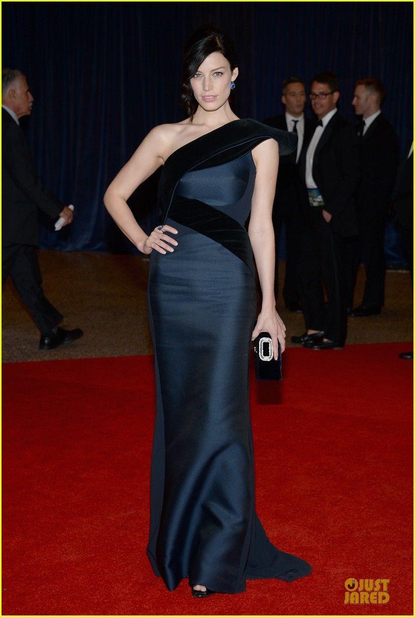 Jessica Pare - White House Correspondents' Dinner 2013 Red Carpet