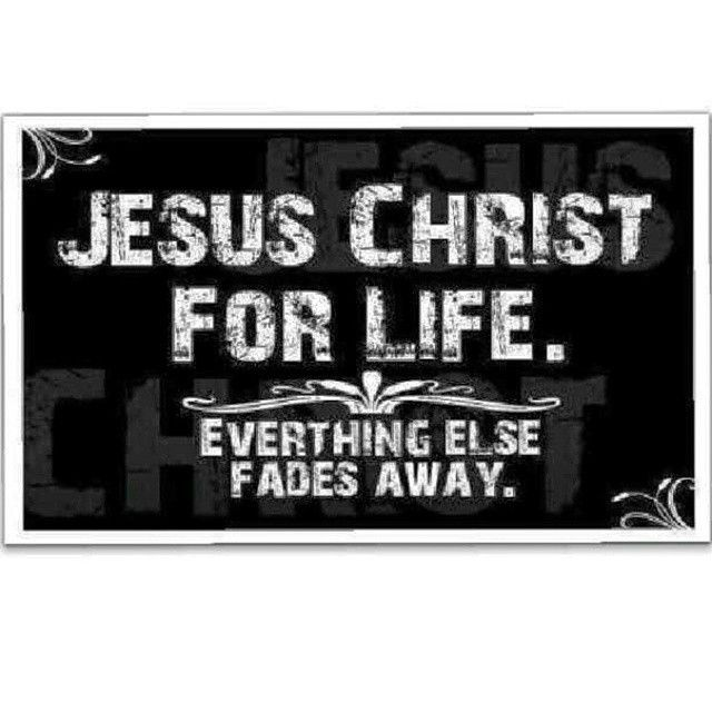 What are your priorities? Things of this world will pass away. #JesusSaves #GodIsGood #Godsnotdead #TeamJesus #oneway #beBOLD #believer