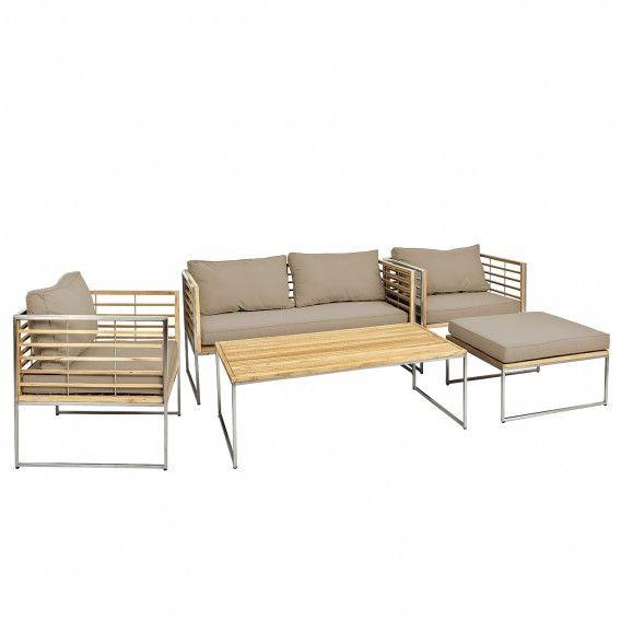 Deinen Garten günstig und schick mit Gartenmöbel Sets von Studio