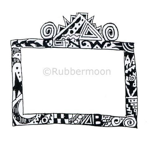 mk1071 - crazy frame – RubberMoon