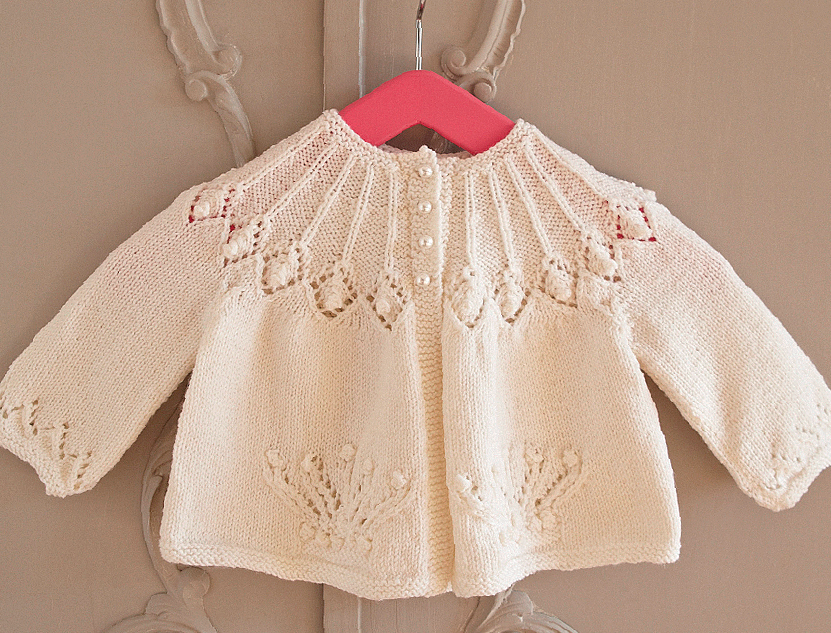 Free Knitting Pattern Toddler Jacket : FREE..Patons matinee coat ? Pinteres?