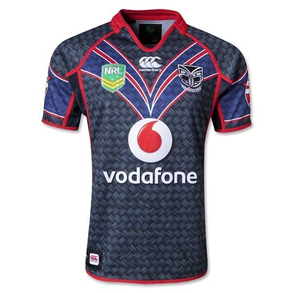 New Zealand Warriors Rugby League Jersey Liga De Rugby 117ba62c59a29