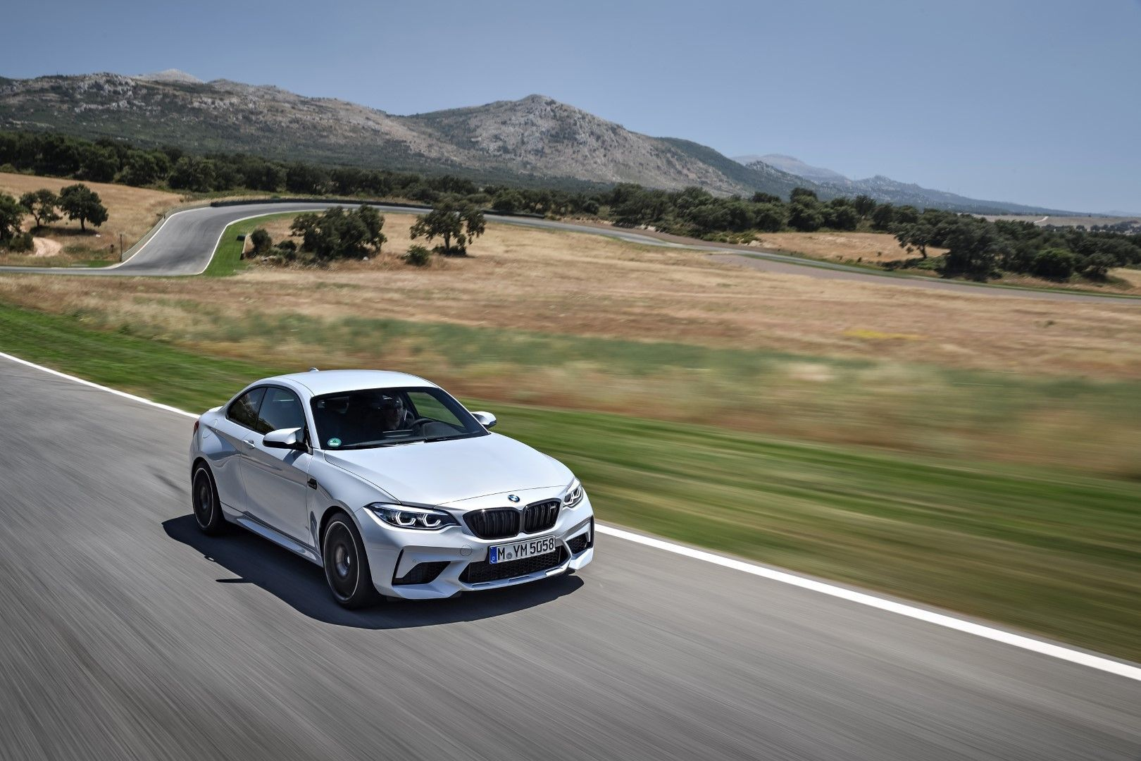 2019 Bmw M2 Competition With Images Bmw Bmw Concept Coupe