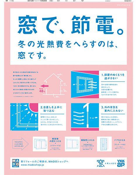 Ykk Ap グラフィックデザインのレイアウト グラフィックポスター チラシ