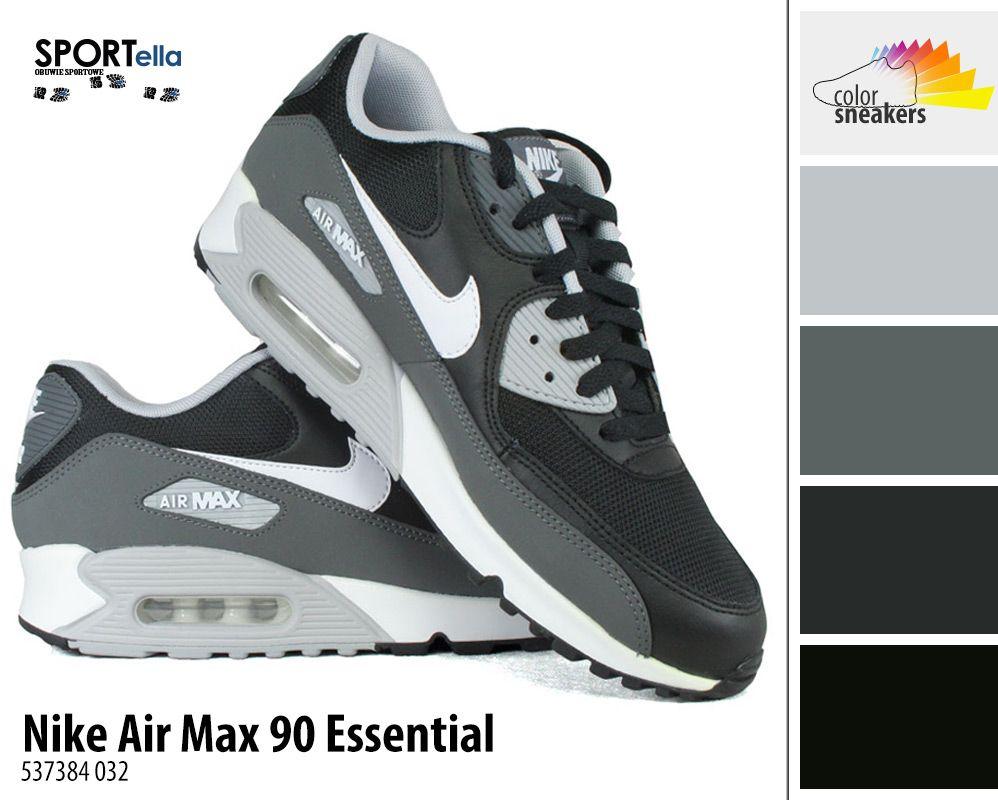 Nikeairmax 90 Essential 537384 032 B W Nike Air Max Nike Nike Air