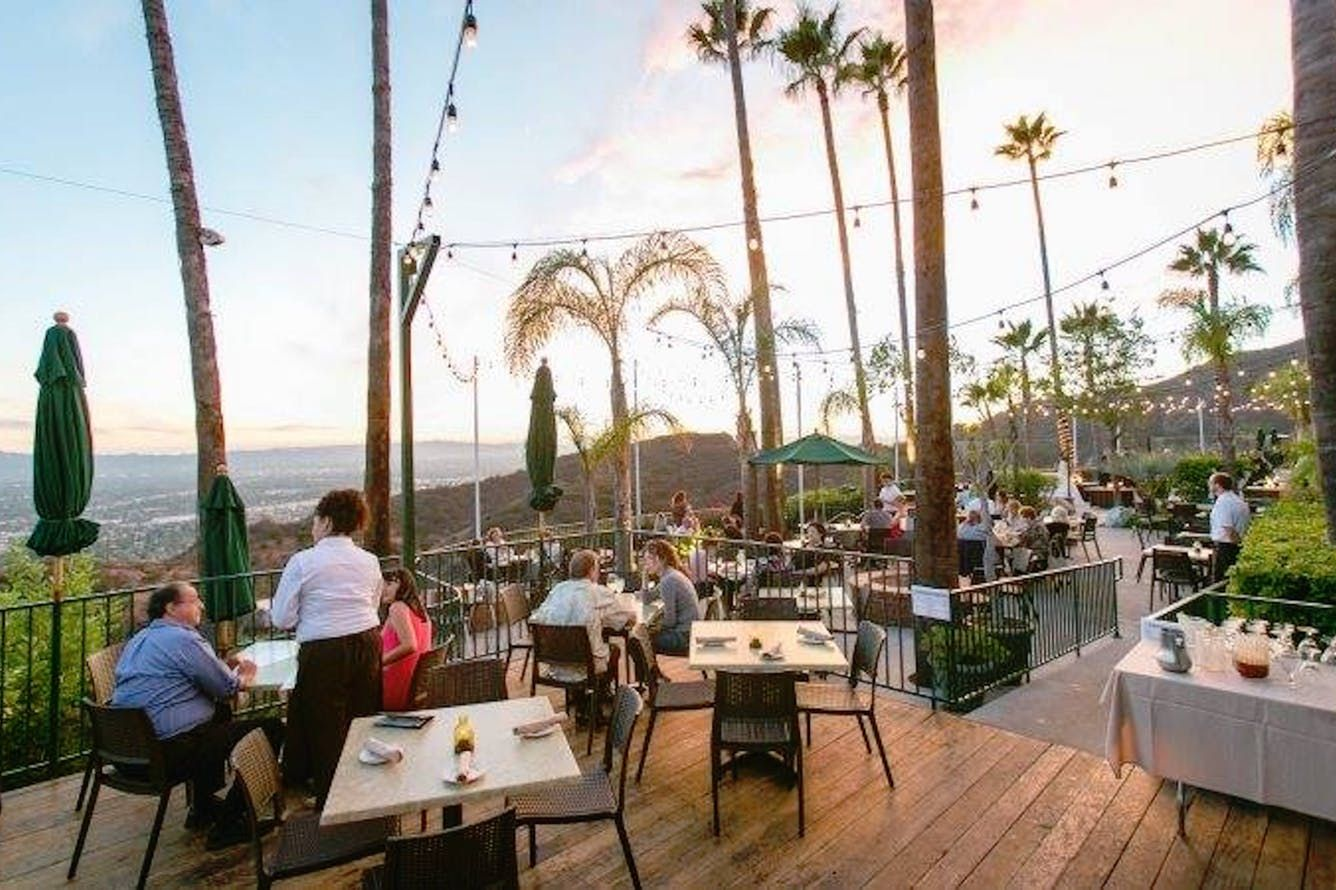 17 La Restaurants With Great Views Los Angeles The Infatuation
