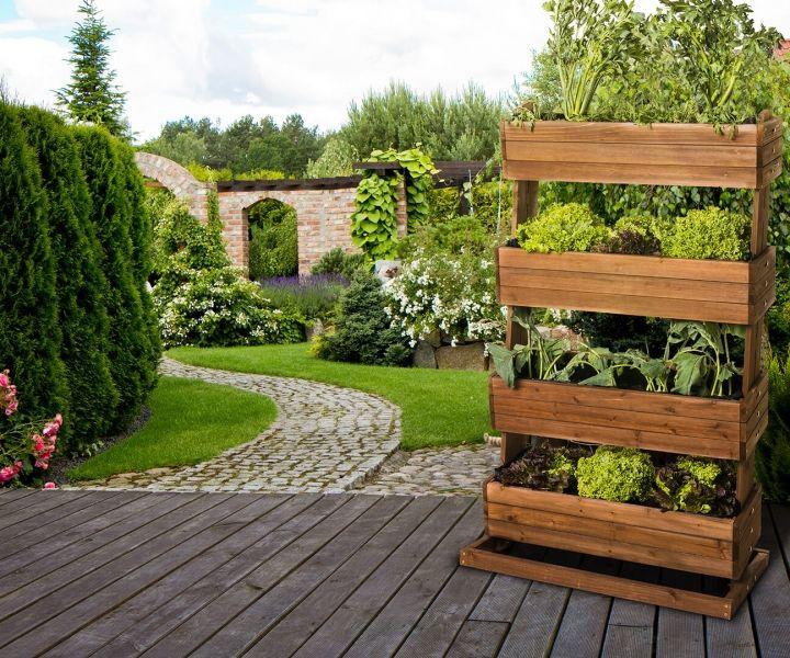 Produkte Hochbeet Garten Schmaler Garten