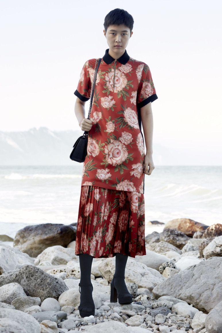 Salvatore Ferragamo Pre-Fall 2019   roupas em 2018   Pinterest ... b963472759