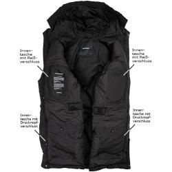 Photo of Peak Performance Daunen Jacke Herren, Mikrofaser, schwarz Peak Performance