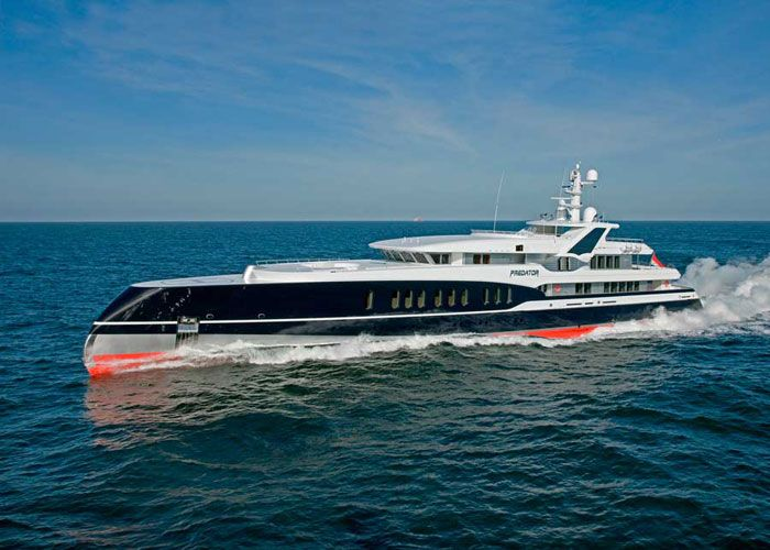 The 50 Most Beautiful Superyachts Ever Built Boat Super Yachts
