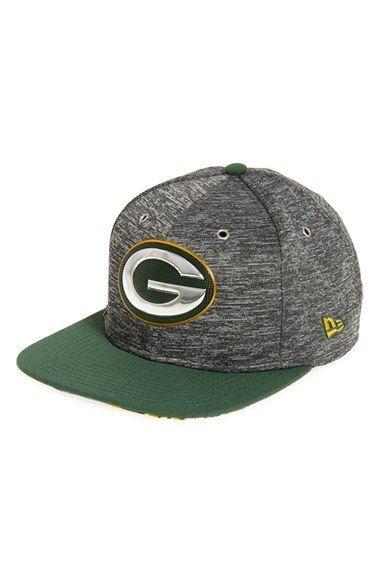 New Era Cap '9FIFTY Draft - Green Bay Packers' Snapback Cap