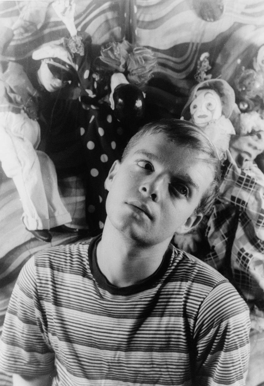 Truman Capote by Cecil Beaton.