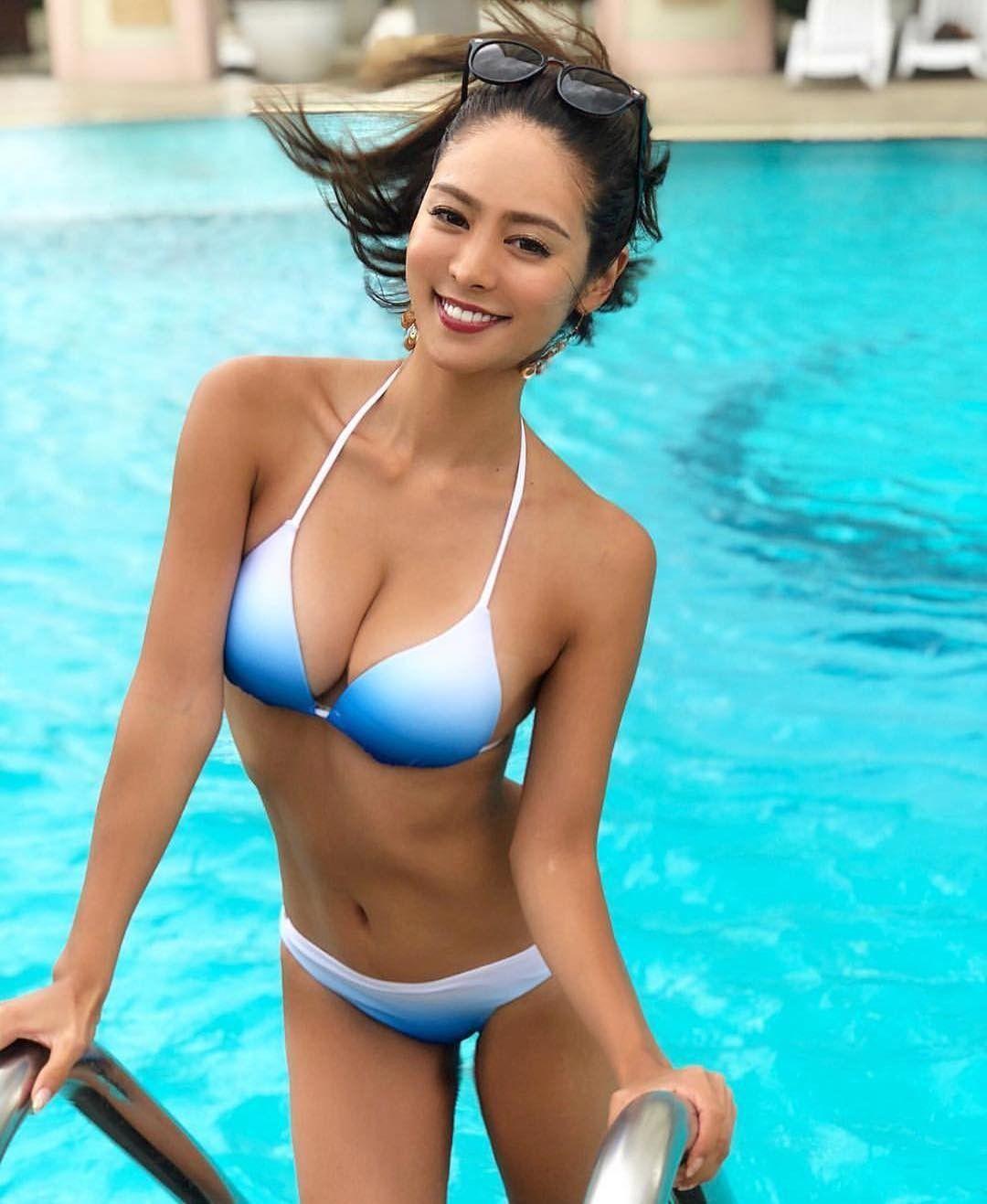 Pin by Lancelot on Simply Asian | Bikini girls, Bikinis