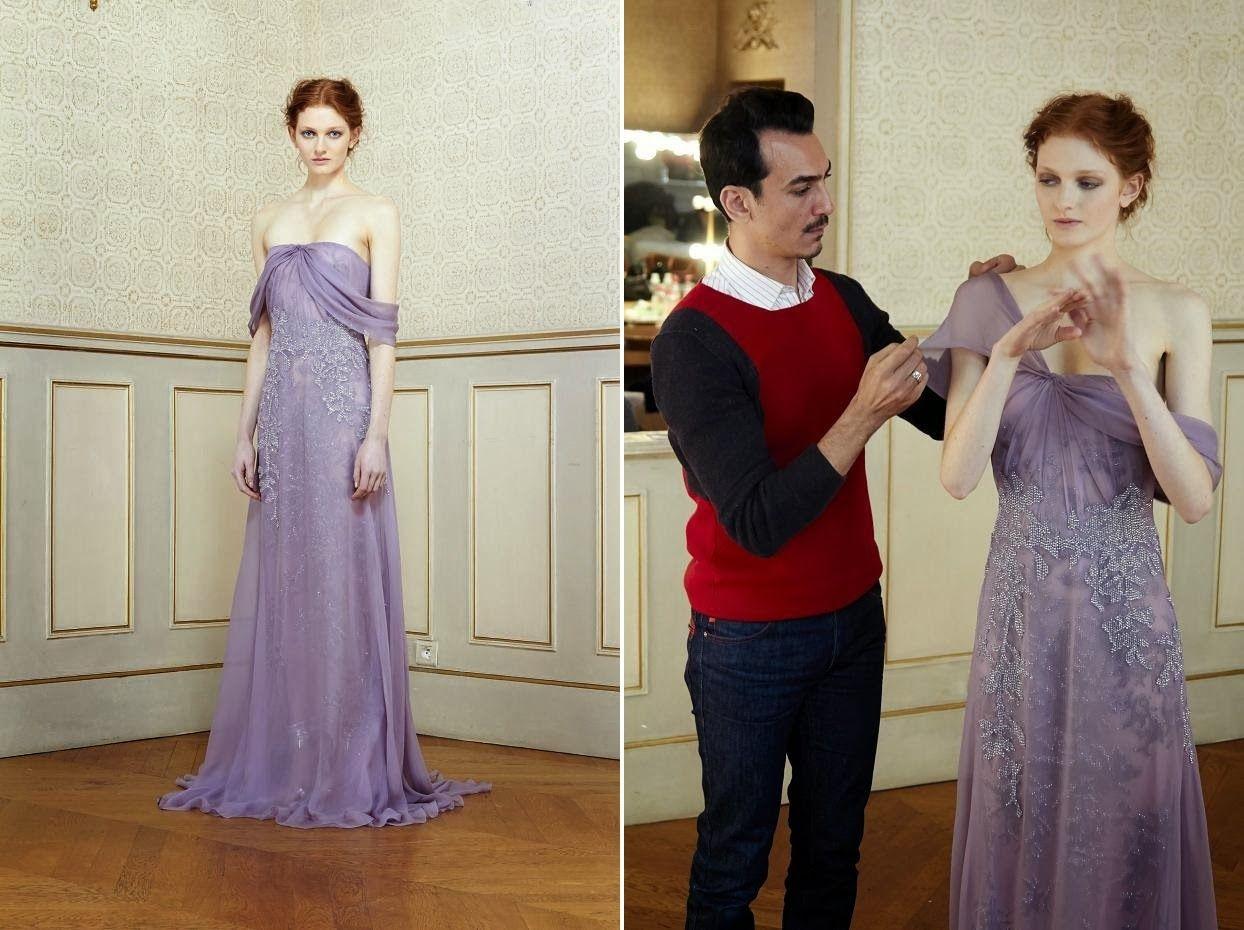 Mis Queridas Fashionistas: Rami Al Ali Haute Couture Spring 2014-Paris