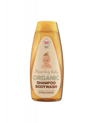 Beaming Baby Organic Baby Shampoo & Bodywash
