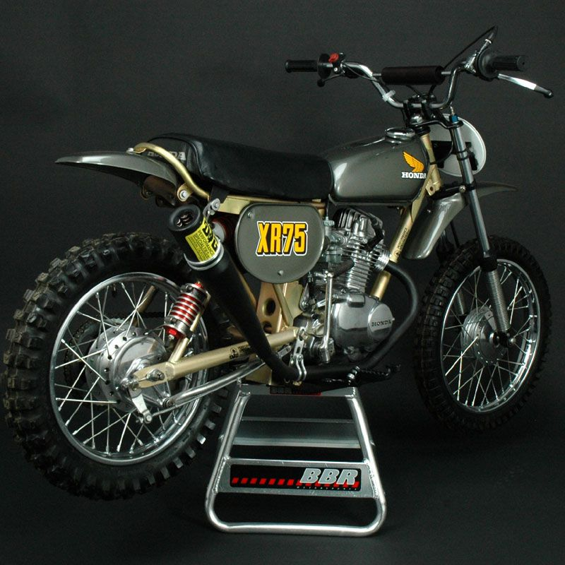 BBR Motorsports, Inc - Official Blog: Honda's XR75 | pit ...