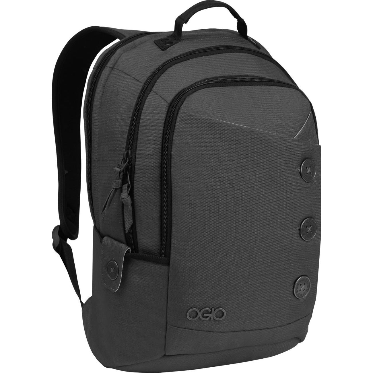 Ogio Women's Black Soho 17-inch Laptop Backpack by Ogio | Color ...