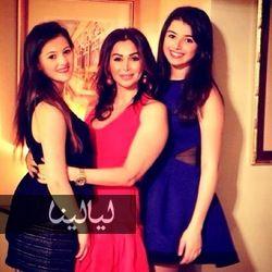 أجمل صور ماريتا الحلاني ابنة عاصي الحلاني Photo Jamal Fashion