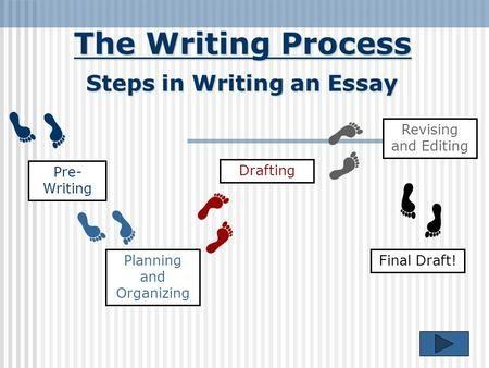 planning strategies essay writing