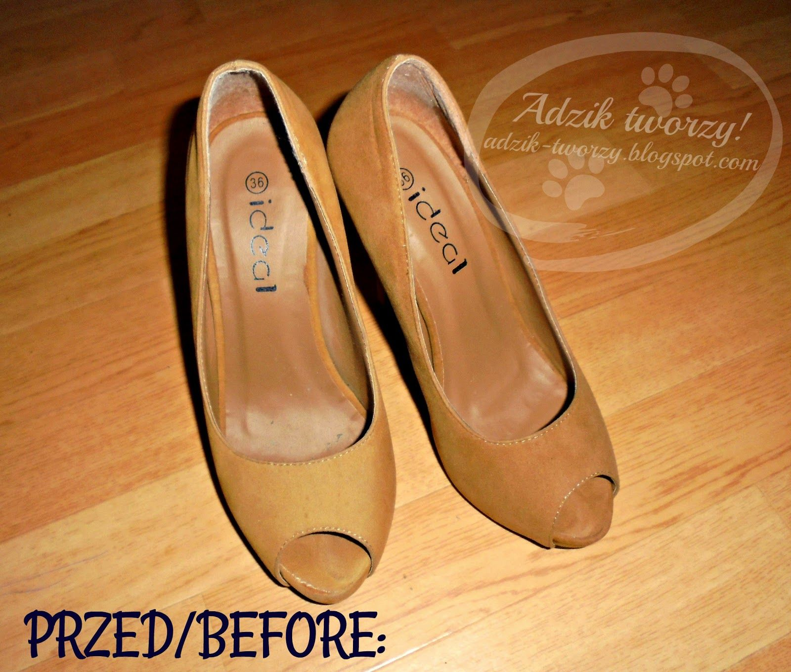How You Can Transform Old Discoloured Shoes Into Something Cool Fashionable Instructions Diy Jak Odmienic I Przemalowac Stare Przebar Shoes Diy Fashion