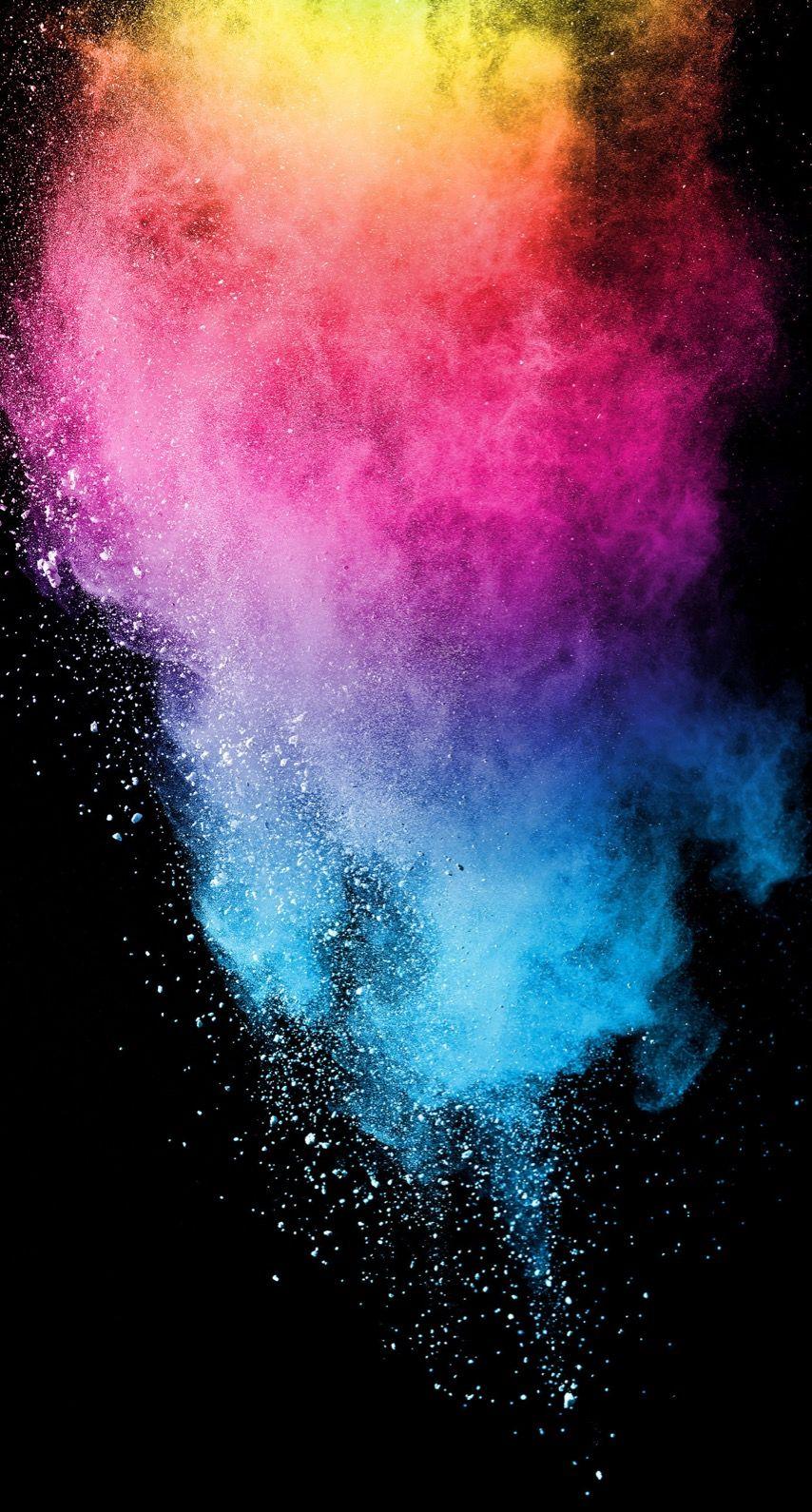 Bakrund med färger | Bakrund i 2019 | Färgat hår