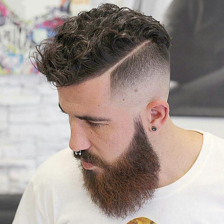 Hairstyles 2016 Awesome 85 Modern Hard Part Haircut Ideas