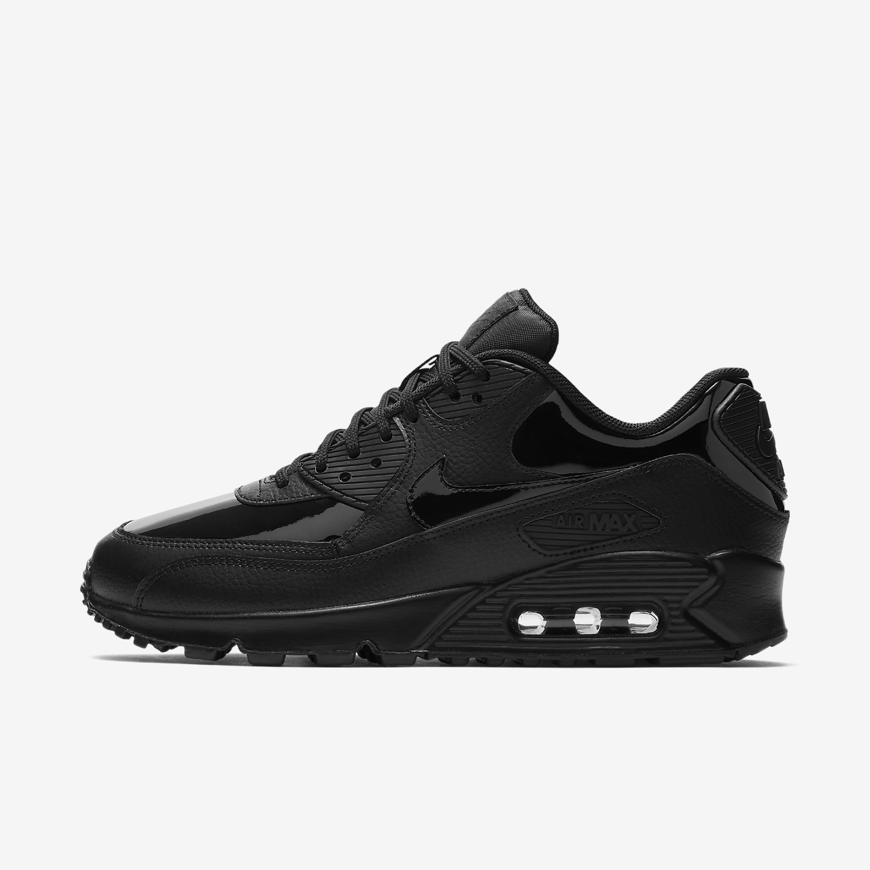 promo code 09e3a 62e71 Nike Air Max 90 Patent Sabatilles - Dona
