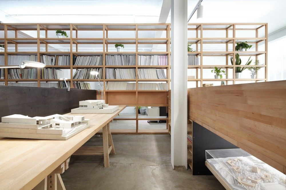 Taoa Studio Is A Minimalist Interior Located In Beijing China Designed By Tao Lei Architecture Studio An Aba Commercial Interiors Architect Office Interiors