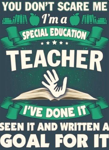 Pin By Angela Sutphin Mullis On I M A Teacher Special Education Teacher Sped Teacher Autism Teachers