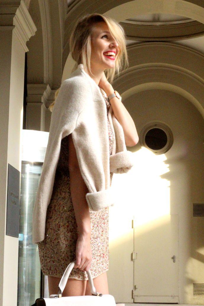 Mmissoni & Nude shades | Paris - leonie hanne - haute couture