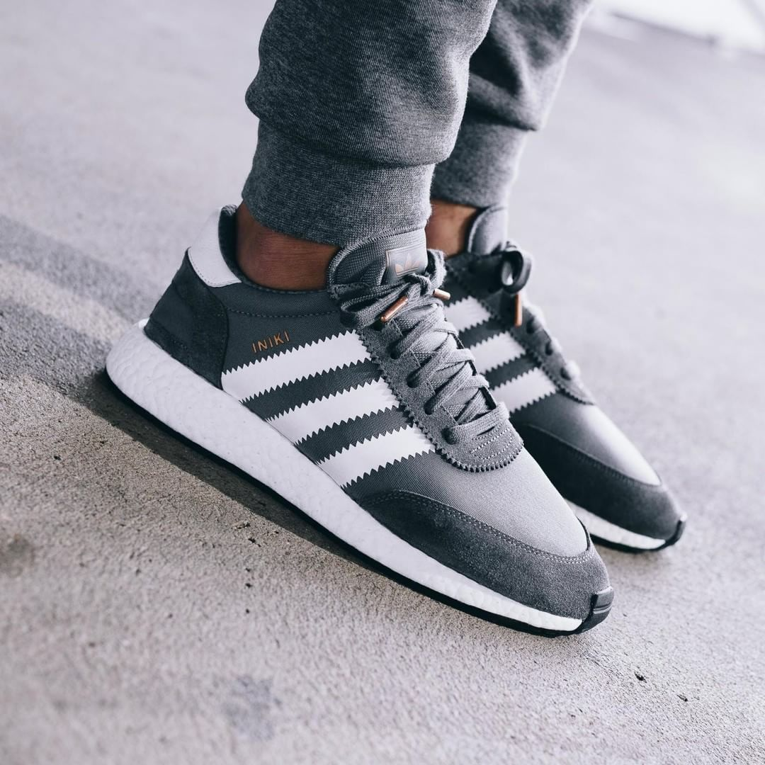 Adidas Iniki Runner Boost Vista Grey 2017 (by