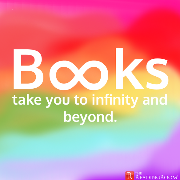 To infinity and beyond. :)