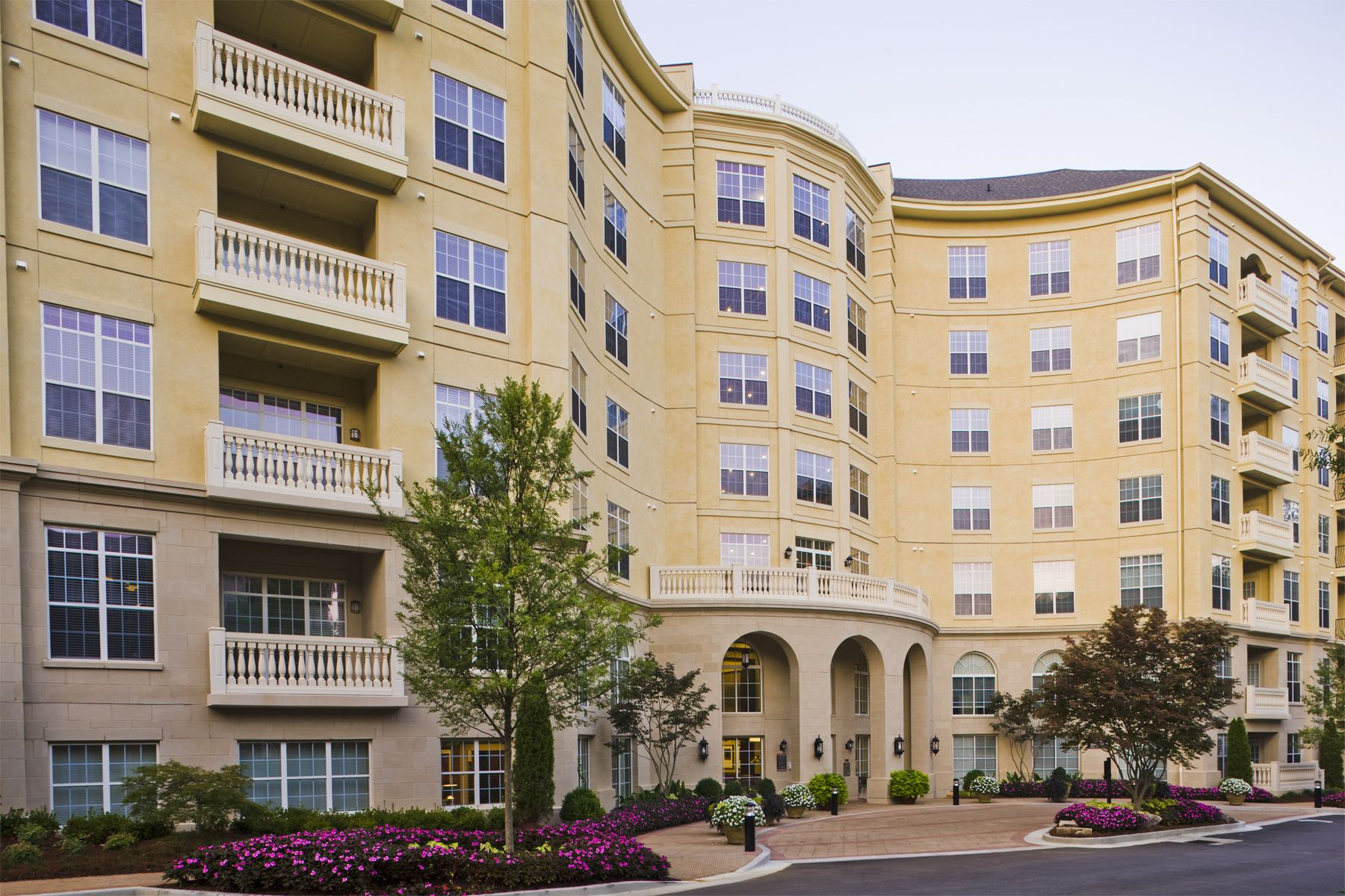 Post Alexander Is Located In The Heart Of Buckhead With Easy