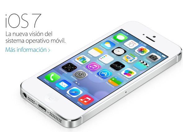 cba344c7312 iOS 7 Actualiza el Contenido de las Aplicaciones de Modo Inteligente ...