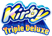 Kirby Triple Deluxe For Nintendo 3ds Kirby Logo Character Logos