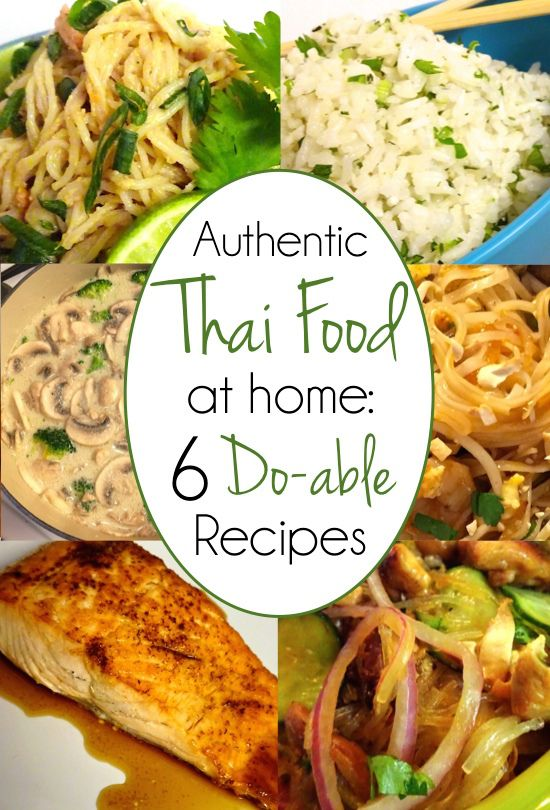 You can make real authentic thai food at home 6 favorite recipes you can make real authentic thai food at home 6 favorite recipes from forumfinder Gallery