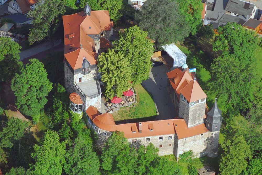 Luftaufnahme Elgersburg Schloss Elgersburg In 2020 Deutschland Burgen Luftaufnahme Luftbild