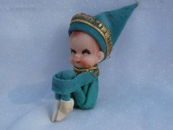 Green Jestia Knee Hugger Pixie Elf Small